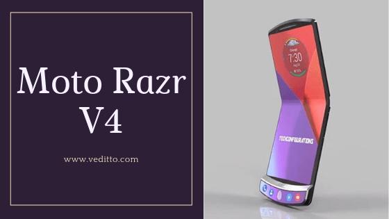 Moto Razr V4
